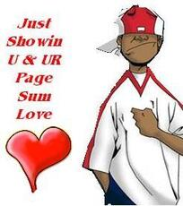 Showing Love